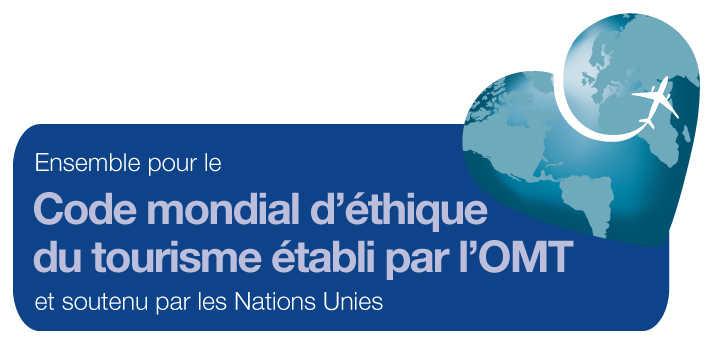 Logo Code Mondial d'éthique OMT